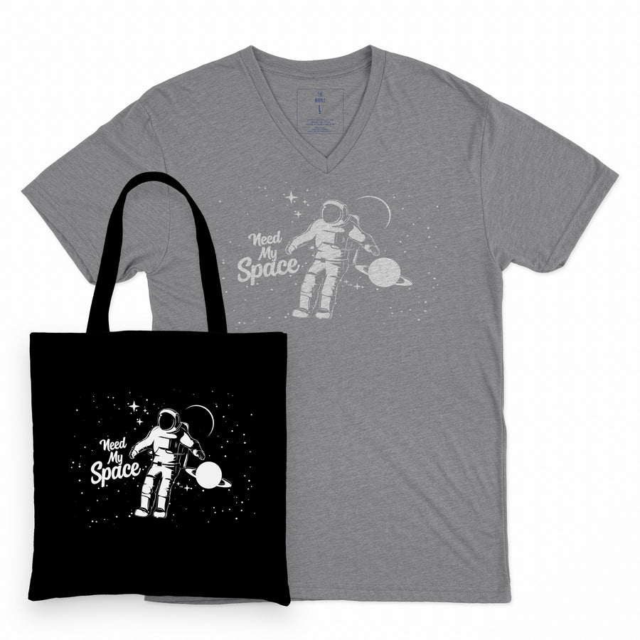 Need My Space | Vee and Tote Combo