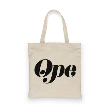 Ope | Tote