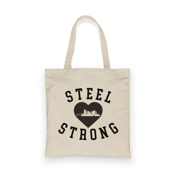 Steel Strong | Tote