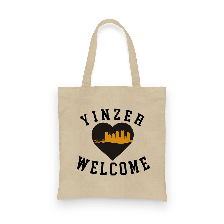 Yinzer Welcome | Tote