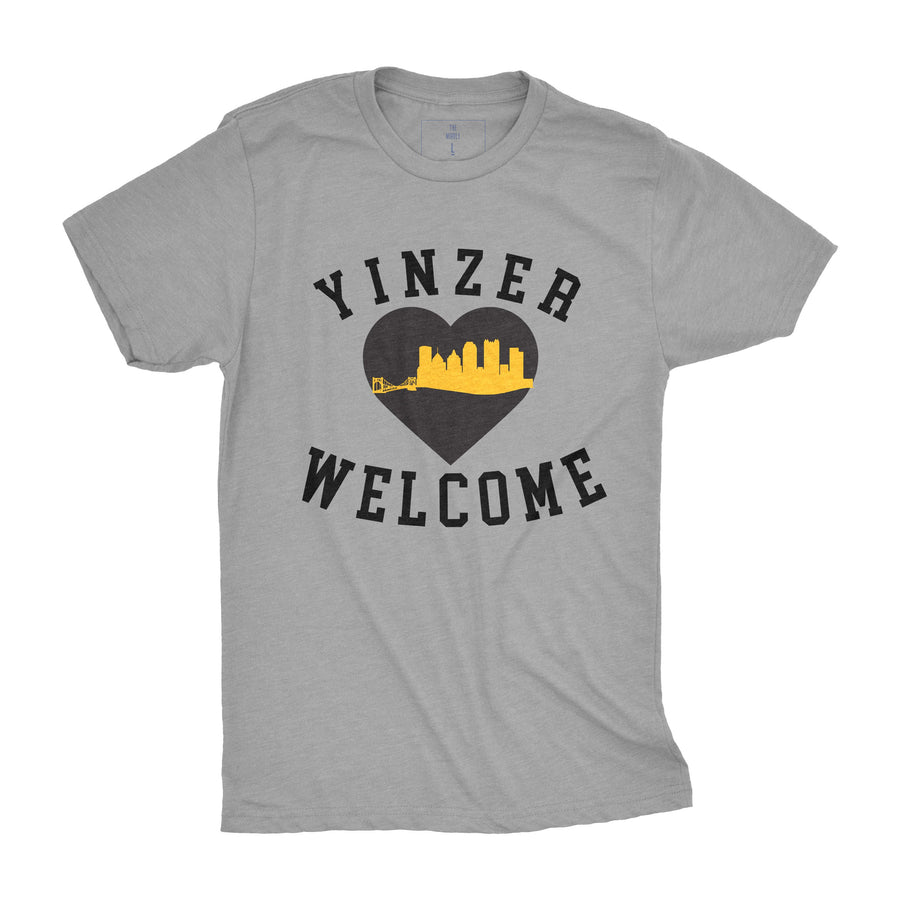 Yinzer Welcome | Adult Unisex Tee