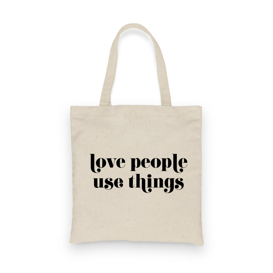Love People Use Things | Apron