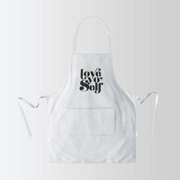 Love Yo' Self | Apron