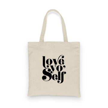 Love Yo' Self | Tote