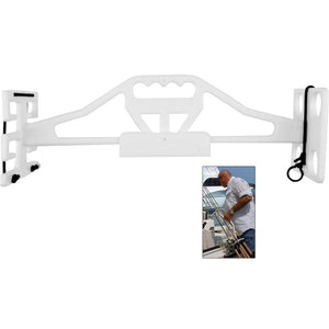 TACO Rod & Reel Tote 'Em Rack w-Wall Mount