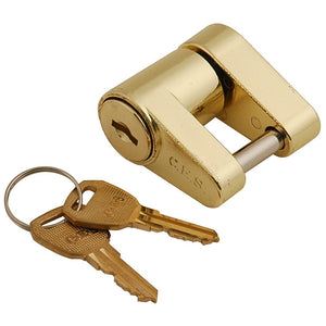 C.E. Smith Brass Coupler Lock
