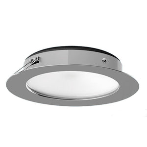 i2Systems Apeiron™ PRO XL A526 Tri-Color, 6W, Dimming, Recessed LED - White Round - Cool White-Red-Blue