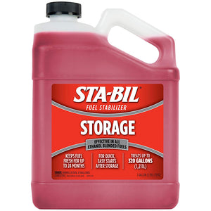 STA-BIL Fuel Stabilizer - 1 Gallon