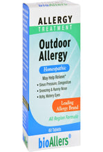 Load image into Gallery viewer, Bio-allers Outdoor Allergy Treatment - 60 Tablets