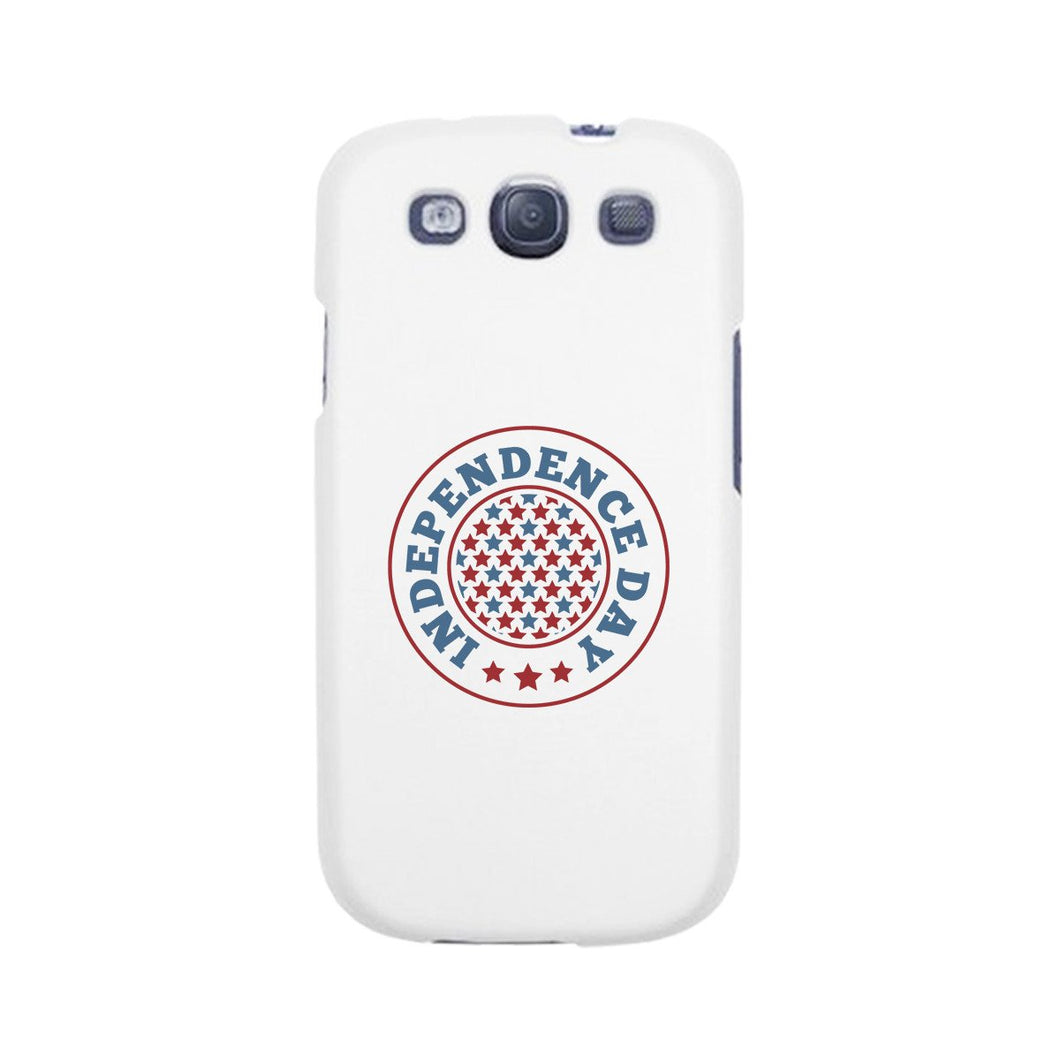 Independence Day White Phone Case