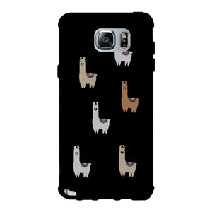Llama Pattern Phone Case Slim Fit Protective Phone Cover Gifts