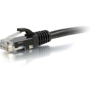 C2G-35ft Cat6 Snagless Unshielded (UTP) Network Patch Cable - Black
