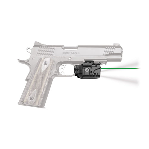 Crimson Trace CMR-204 Rail Master Pro Sight Green White