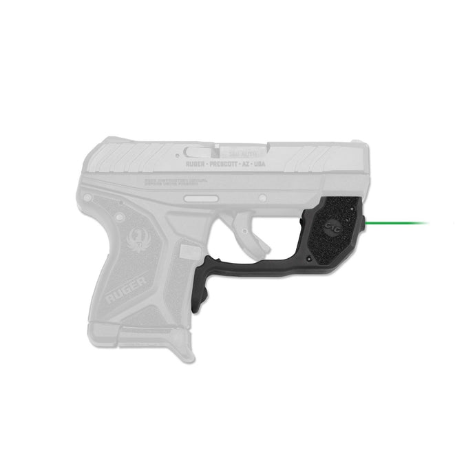 Crimson Trace LG-497G Laserguard for Ruger LCP II Green