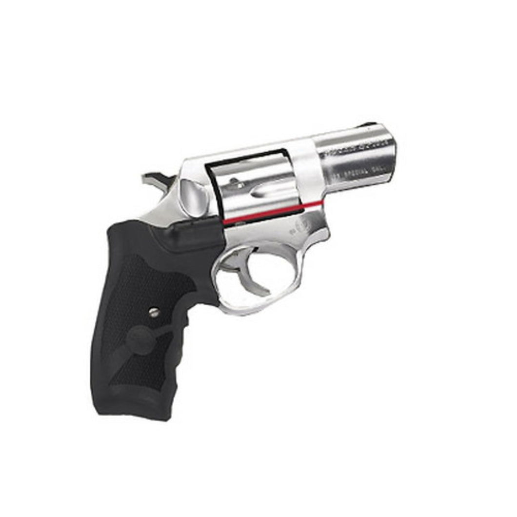 Crimson Trace Ruger Lasergrips SP101 Overmold Grip Red Laser