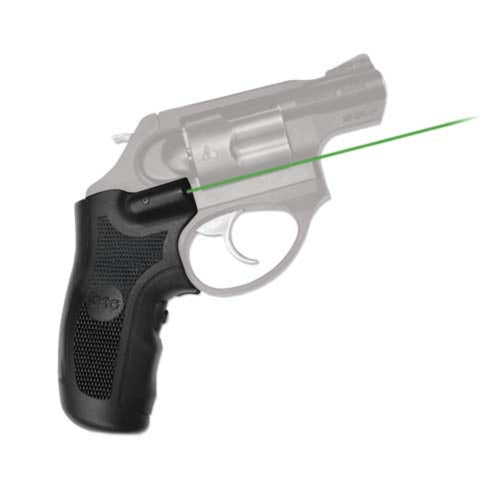 Crimson Trace Ruger Lasergrips for LCR and LCRX Green Laser