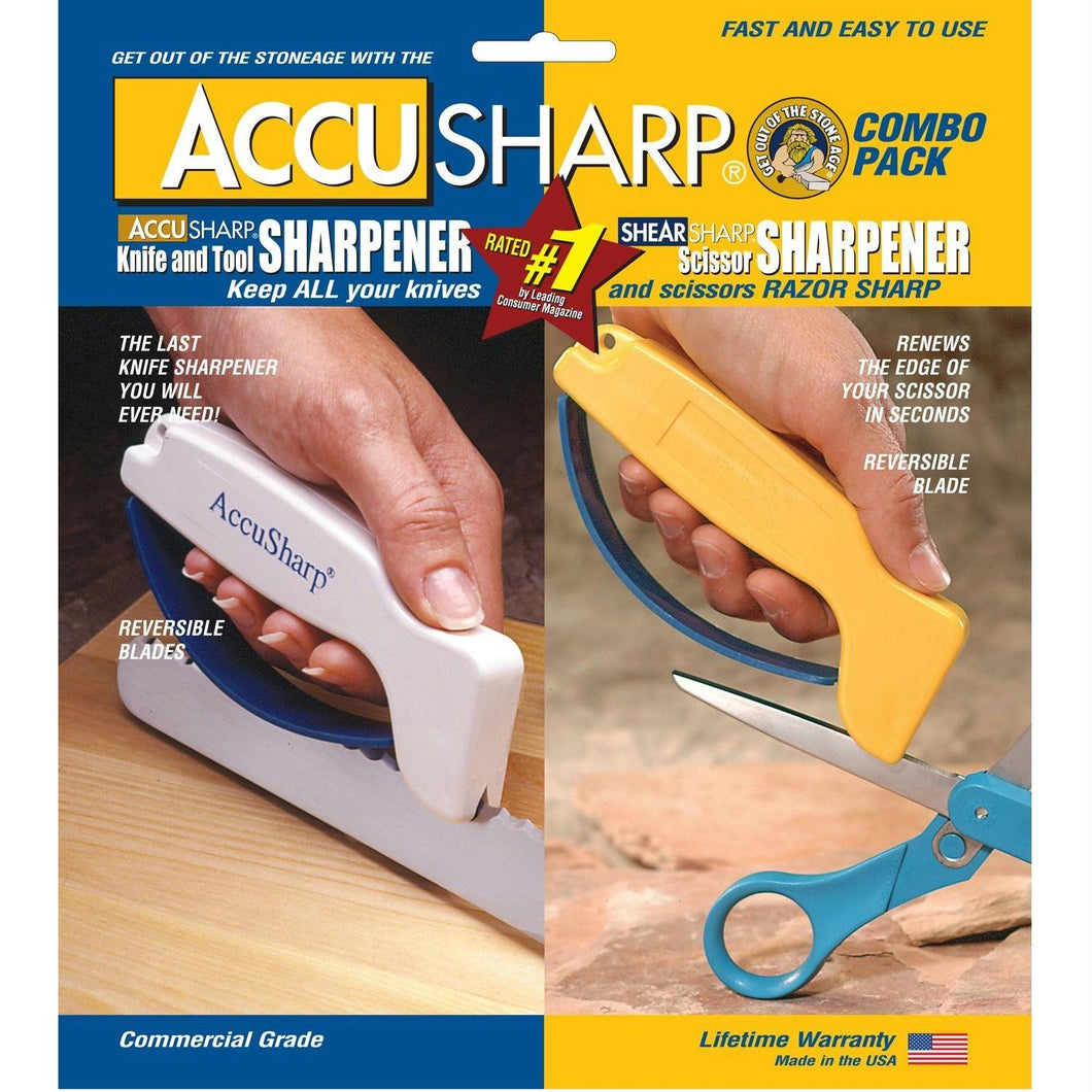 AccuSharp - ShearSharp Combo