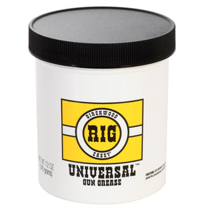 Birchwood Casey RIG Universal Grease Ounce Jar
