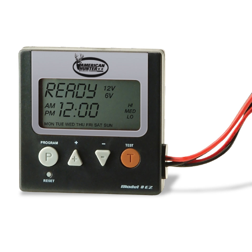 American Hunter 6-12V Digital Timer