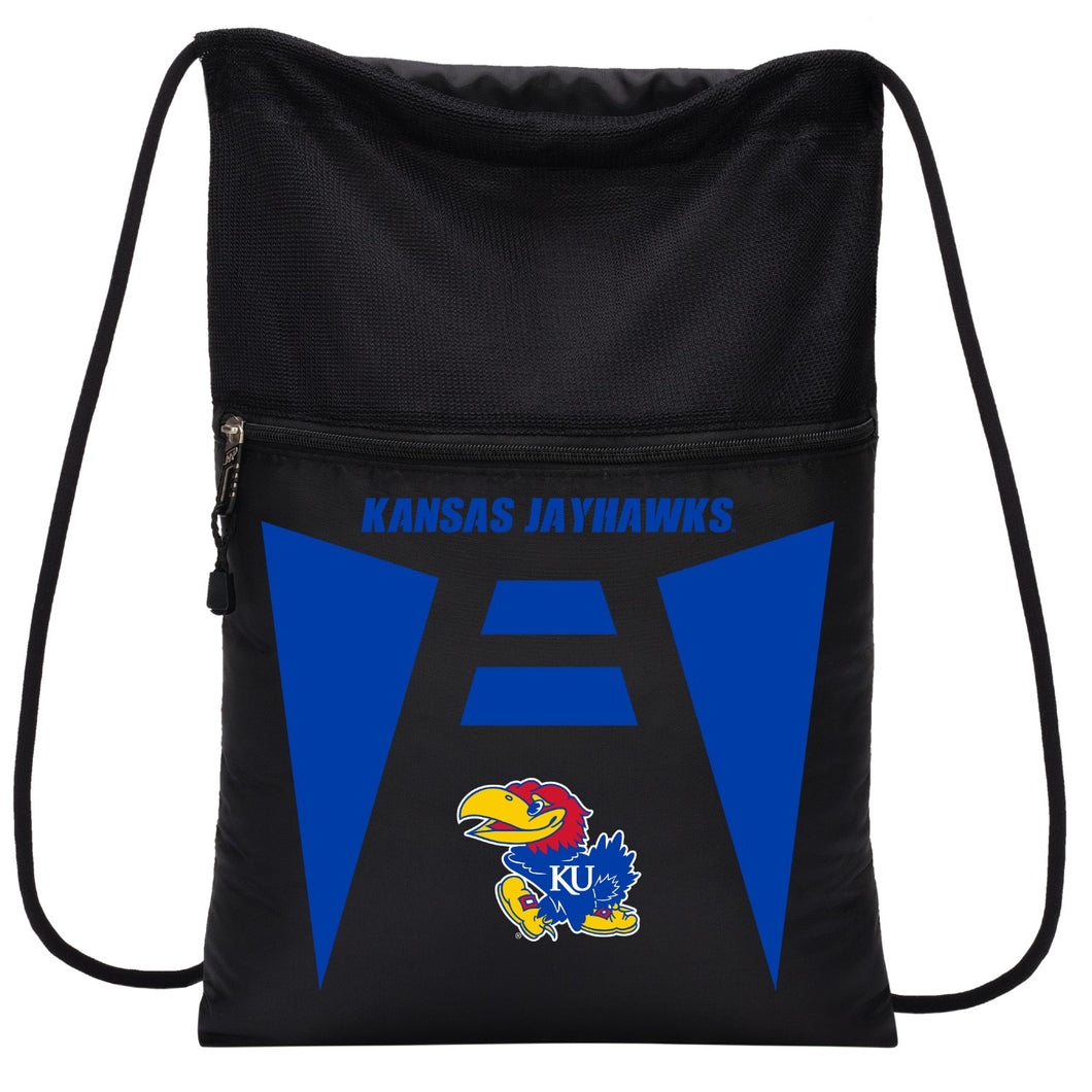 Kansas Jayhawks Team Tech Backsack
