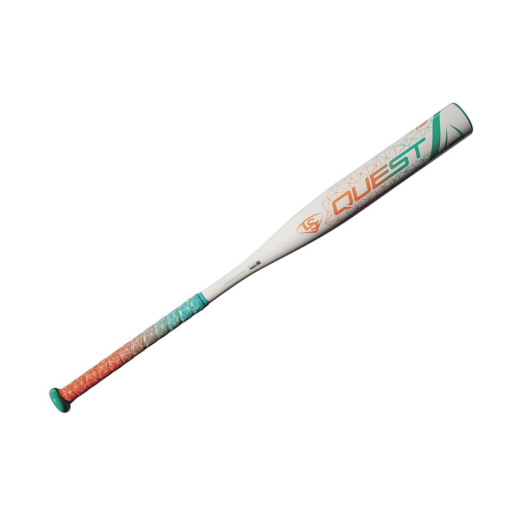 Louisville Slugger 2018 Quest Fast Pitch Softball Bat