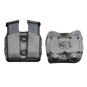 DeSantis Double Magazine Pouch for Glock 17 19 22