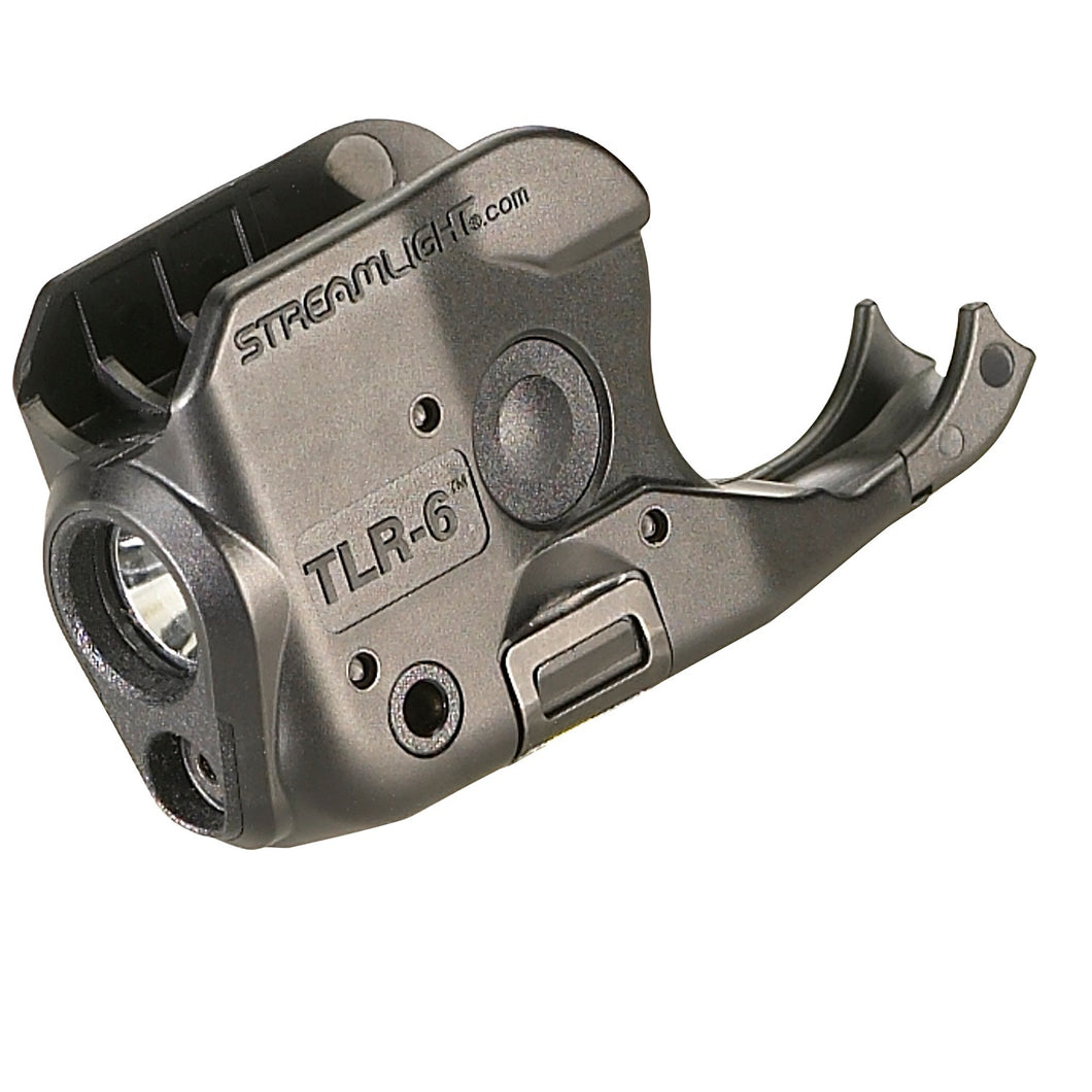 Streamlight TLR-6 Gun Mounted Light w-Red Laser Sig P238-938