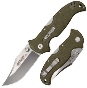 Cold Steel Bush Ranger Folder 3.5 in Plain Handle