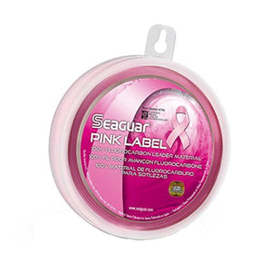 Seaguar Pink Label Fishing Line 25