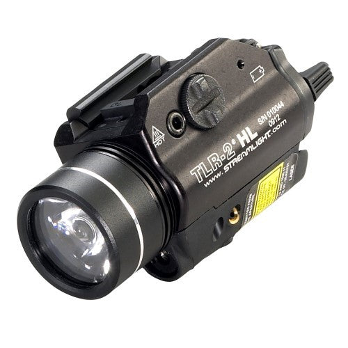 Streamlight TLR-2 HL 1000 Lumen light w-Red Laser