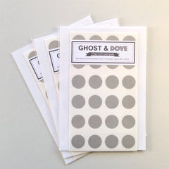 Hole Reinforcement Stickers Labels