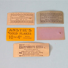 Vintage Bus Tickets from United Kingdom