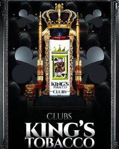 KING'S TOBACCO - CLUBS