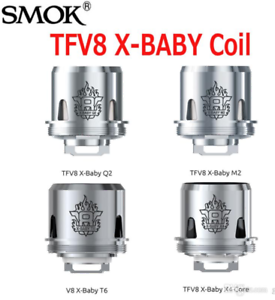 SMOK - TFV8 X-BABY BROTHER COILS