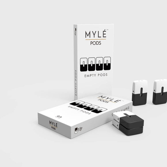 MYLE - EMPTY PODS