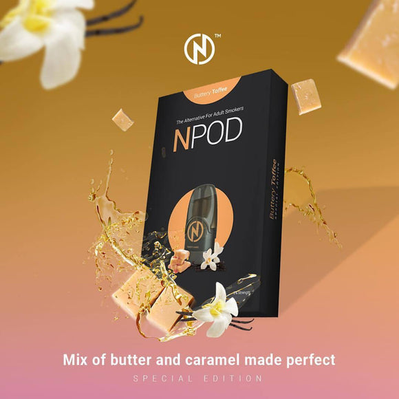 NPOD - BUTTERY TOFFEE