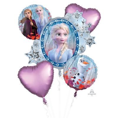 Balloon Bouquet - FROZEN 2