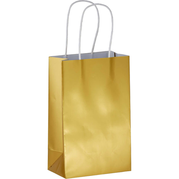 GOLD MINI TREAT BAG