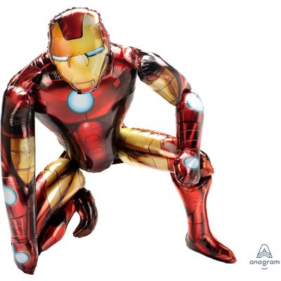 Air Walkers - IRON MAN (AVENGERS)