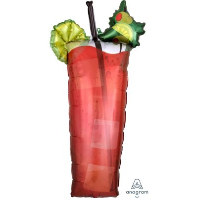 SuperShape Foil - COCKTAIL BLOODY MARY