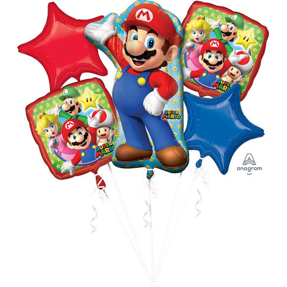 Balloon Bouquet - SUPER MARIO BROS.