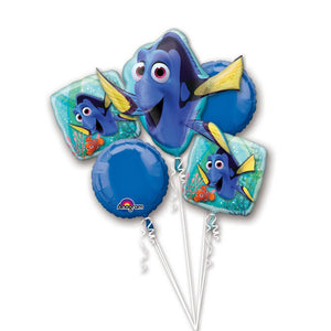 Balloon Bouquet - FINDING DORY