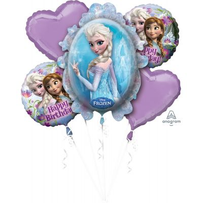 Balloon Bouquet - FROZEN