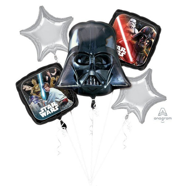 Balloon Bouquet - STAR WARS