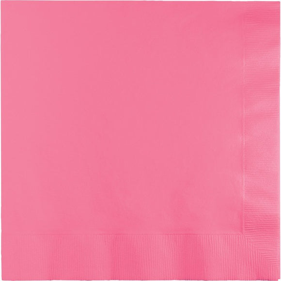 Candy Pink - Lunch Napkins
