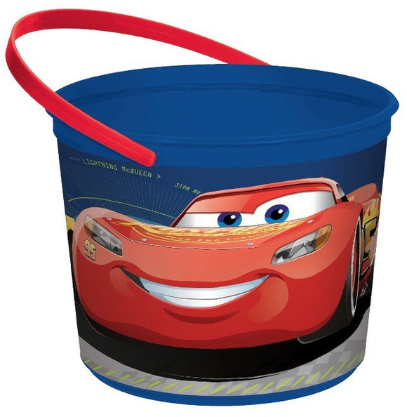 Favour Bucket - CARS