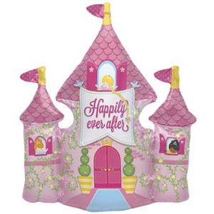 SuperShape Foil Princess - CASTLE