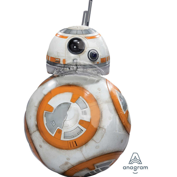 SuperShape Foil - STAR WARS BB8