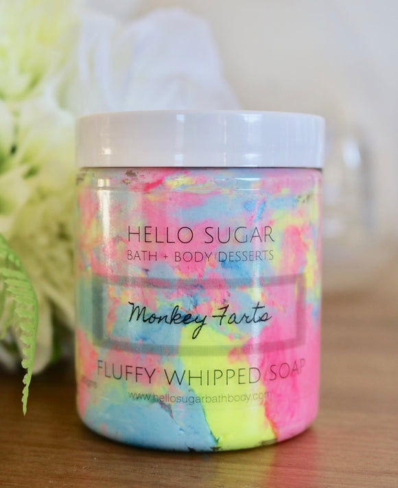 HELLO SUGAR Whipped Soap