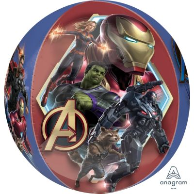 ORBZ Balloon Bubbles - AVENGERS
